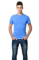 футболки мужские однотонные