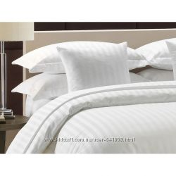 Элитное постельное сатин белый все размеры