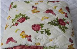 Стеганое одеяло шерстяное