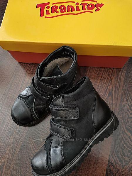 Продам ботиночки Tiranitos 18см