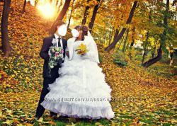 Оренда свадебного платья трансформерсостоит из двух частей