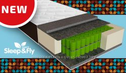 Матрас Sleep&Fly Organic Delta. Высокий, 28см