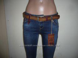 джинсы женские cracpot турция американка синие 26-30