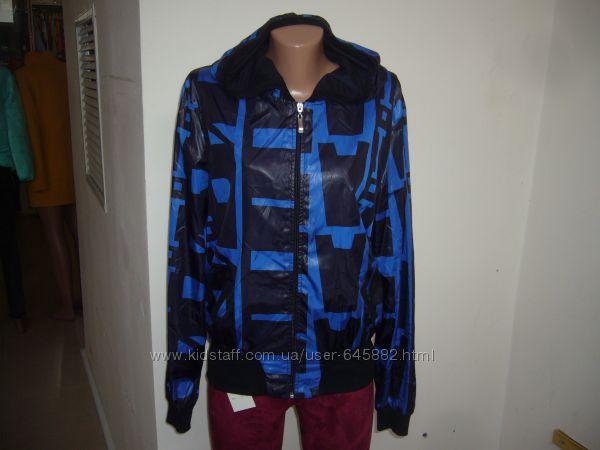 куртка-ветровка на змейке женская новая в наличии 42 44 46 48