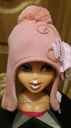 Нежная шапочка для малышки ТМ Nikola