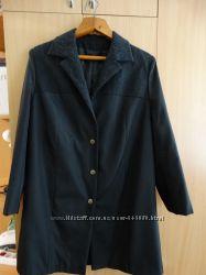 Кардиган, легкое пальто, удлиненный пиджак для женщины 54-56 размера