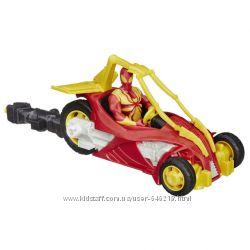 Набор Красный Человек-паук на багги. Оригинал Hasbro