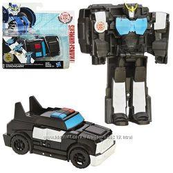 Трансформеры Роботы Под Прикрытием Уан-Стэп Стронгарм. Оригинал Hasbro