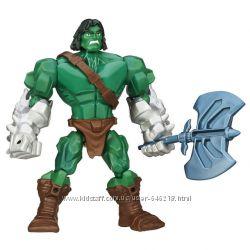 Уценка Разборная фигурка Hero Mashers супергерой Скаар сын Халка. Оригинал