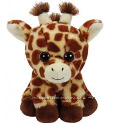 Мягкая игрушка Жираф 15 см. Оригинал TY Inc.
