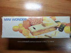 Овощерезка - терка Mini wonderГермания
