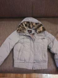 Куртка зимняя, короткая