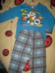 Пижама на мальчика 2-3 года Lotex