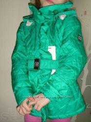 Ярко - изумрудная куртка,  Borelli