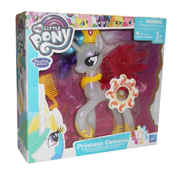 My Little Pony Princess Celestia Принцесса Селестия
