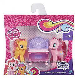 My Little Pony Игровой набор Пинки Пай и Скуталу Cutie Mark Magic