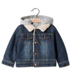 Куртка джинсовая на мальчика C&A р. 86 и 92