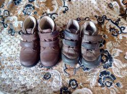 Деми ботиночки Clarks