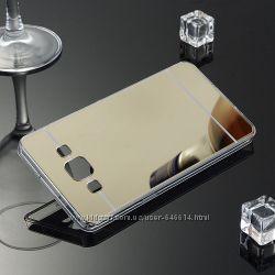 Чехлы для Samsung Galaxy A7 A700 пластиковые и силиконовые