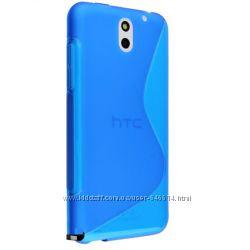 Чехлы для HTC Desire 526 пластиковые и силиконовые