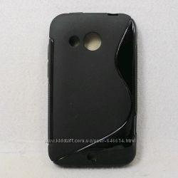 Чехлы для HTC Desire 200 пластиковые и силиконовые