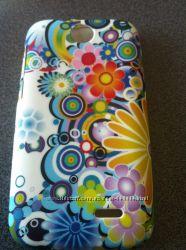 Чехлы для HTC Desire 310 пластиковые и силиконовые