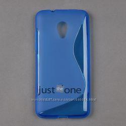 Чехлы для HTC Desire 700 пластиковые и силиконовые