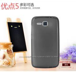 Чехлы для  пластиковые и силиконовые Huawei Y600