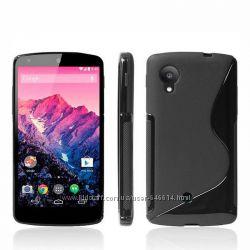 Чехлы для LG Google Nexus 5 E980 пластиковые и силиконовые