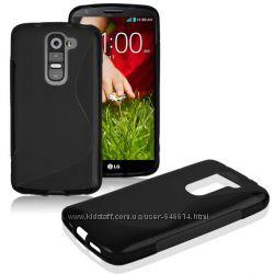 Чехлы для LG G2 Mini D618 D620 пластиковые и силиконовые