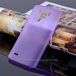 Чехлы для LG G3 D690 пластиковые и силиконовые