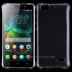 Чехлы для Huawei Honor 4C пластиковые и силиконовые