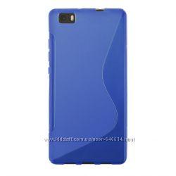 Чехлы для Huawei P8 пластиковые и силиконовые
