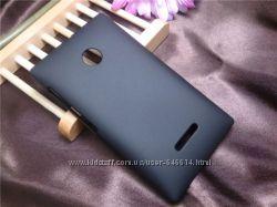 Чехлы для Microsoft Lumia 435 532 пластиковые и силиконовые