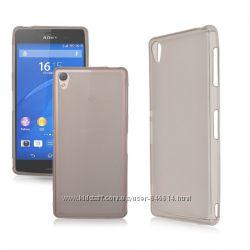 Чехлы для Sony Xperia Z3 пластиковые и силиконовые