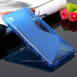 Чехлы для Sony Xperia M4 пластиковые и силиконовые