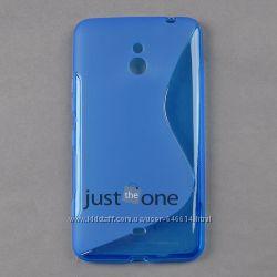 Чехлы для Nokia Lumia 1320 пластиковые и силиконовые