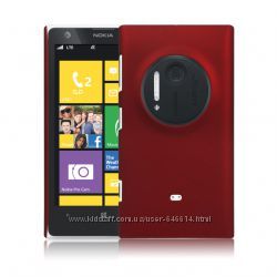 Чехлы для Nokia Lumia 1020 пластиковые и силиконовые