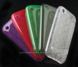 Чехлы Iphone 3 3gs пластиковые и силиконовые
