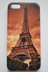 Чехлы пластиковые Париж для Iphone 6 Plus