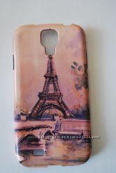 Чехлы пластиковые Париж для Samsung S4 Mini i9190 i9192