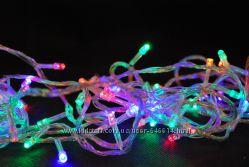 Гирлянда светодиодная 160 LED мульти