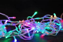 Гирлянда новогодняя 300 LED лампочек