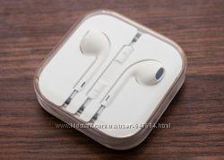 Белые наушники, гарнитура для Iphone Ipad