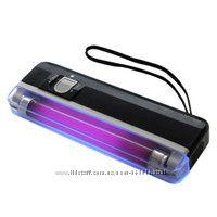 Ручной портативный детектор валют DL01 ультрафиолет