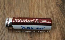 Аккумулятор батарейка 18650 P 8800mAh 4. 2V