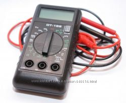 Цифровой мультиметр тестер DT-182
