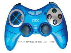 Джойстик USB GamePad DualShock PC DEX 892S
