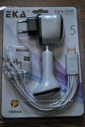 Универсальное зарядное 12 в 1 USB кабель шнур