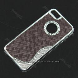Чехлы для iPhone 5 5s пластиковые, силиконовые, из эко кожи